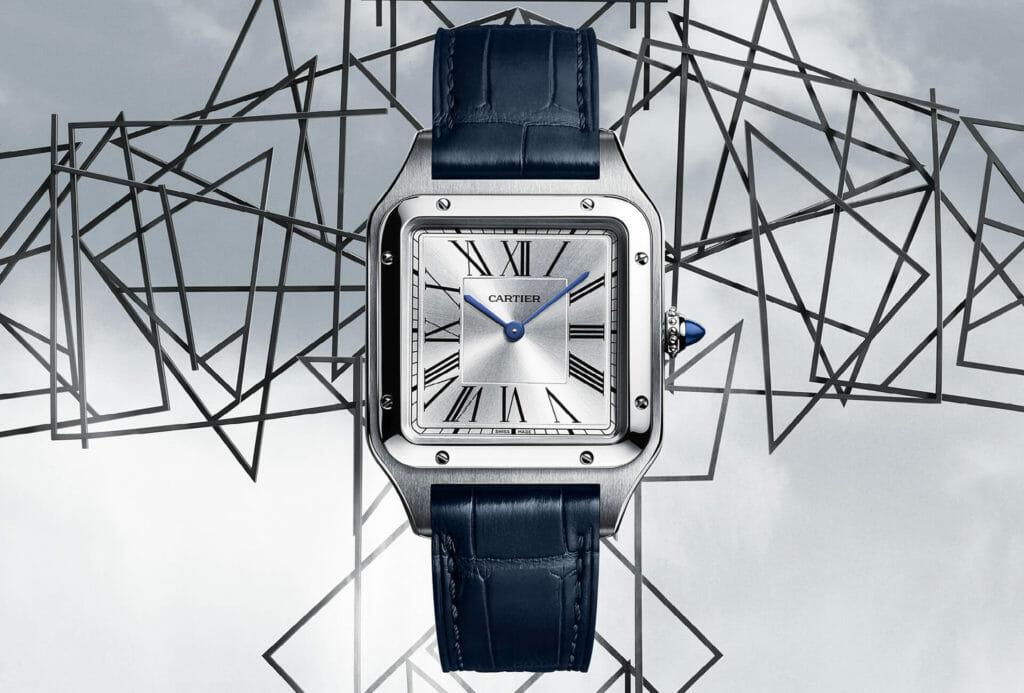 Beside Sport - Santos-Dumont: Cartier réécrit l'histoire de l'horlogerie -  -