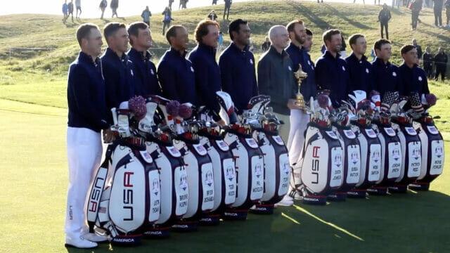 Beside Sport - Exclusif: Souvenir des coulisses de la Ryder Cup 2018 -