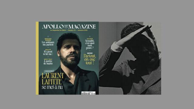 Beside Sport - Le numéro 30 d'Apollo Magazine bientôt disponible -