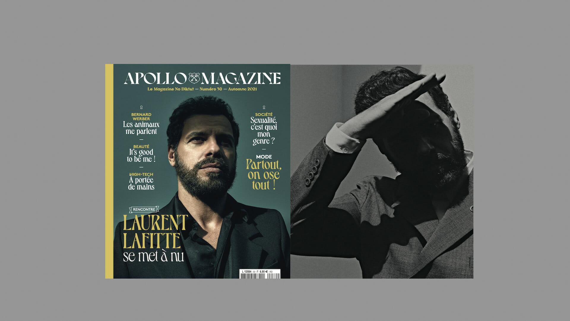 Le numéro 30 d'Apollo Magazine bientôt disponible